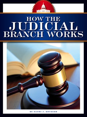 cover image of How the Judicial Branch Works